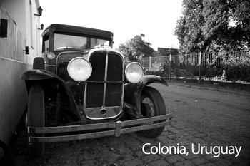 Colonia, Uruguay Poster: Digital Download