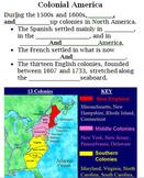 13 Colonies BUNDLE  -4th Grade Social Studies