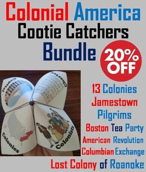 Colonial America Unit: Jamestown, The Thirteen Colonies, B