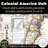 Colonial America {Digital & PDF Included}