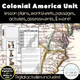 Colonial America {Digital & PDF Included}