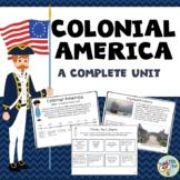 Colonial America, Second Grade