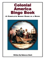 Colonial America Bingo Book