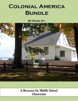 Colonial America Bundle