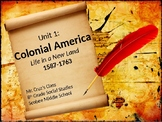 Colonial America Era, STAAR Powerpoint Lecture