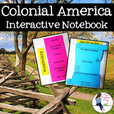 Colonial America Interactive Notebook