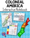 Colonial America U.S. History Interactive Notebook
