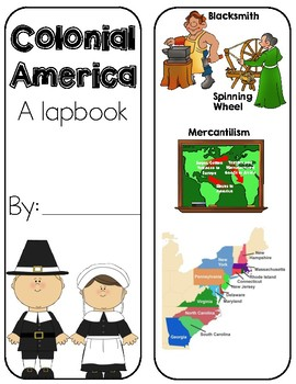 Colonial America Interactive Lapbook