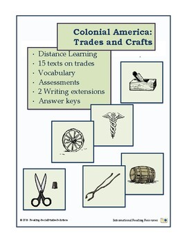 Colonial America - Colonial Trades