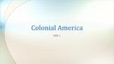 Colonial America Notes Bundle