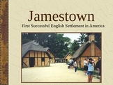 Colonial America PowerPoint Series - Jamestown, 1st Perman