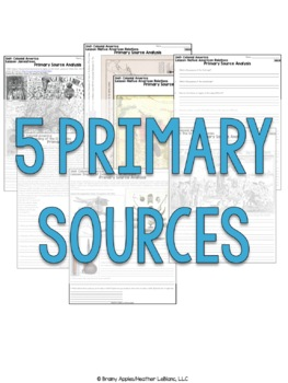 Colonial America Primary Sources, Colonial America Primary Documents