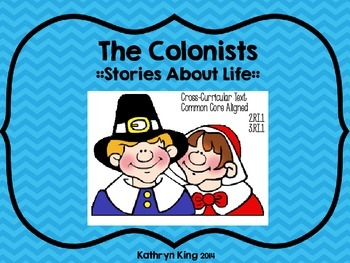 Colonial America RI.1 Short Stories and Questions