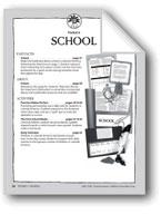 Colonial America: School (Pocket 6)