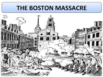 U.S. History - Colonial America - The Boston Massacre