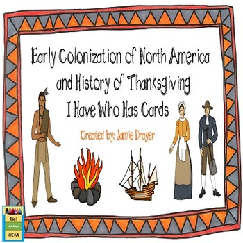 The History, Facts, & Figures of Early Colonial America and Thanksgiving