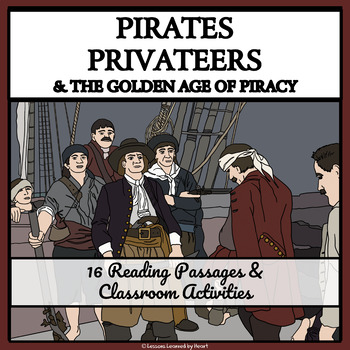Colonial American Careers: Pirates and Privateers
