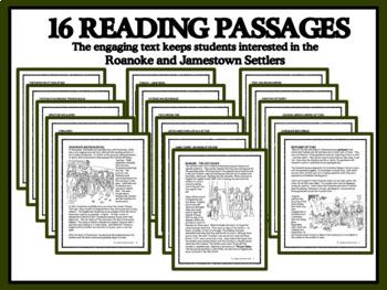 Colonial American Careers - Settlers: Roanoke and Jamestown