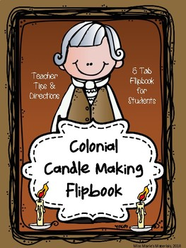 Colonial Candle Making Project