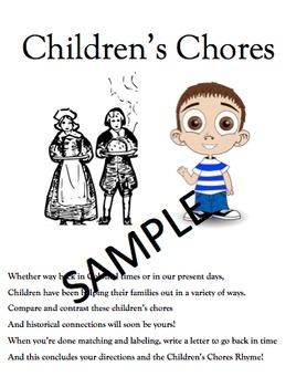 Colonial Children versus Modern Children