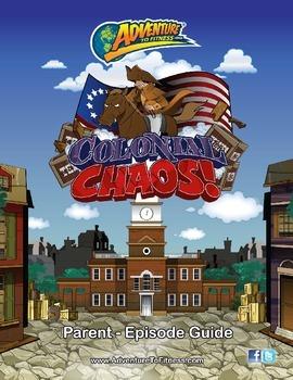 Colonial Choas Parent Episode Guide