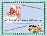 Colonial Christmas in Williamsburg