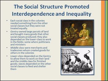 Colonial Communities: Center of Social, Economic and Political Life PowerPoint