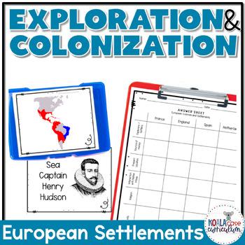 Colonial Empires Card Sort
