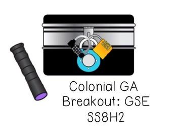 Colonial GA Digital Breakout (SS8H2 GSE)