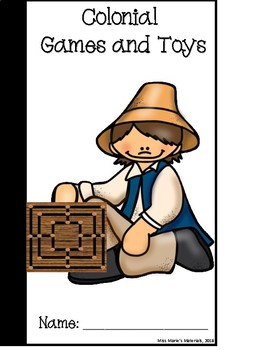 Colonial Games & Toys Flipbook