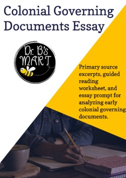 Colonial Governing Documents