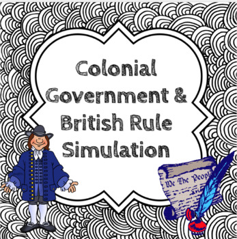 Colonial Government and British Rule Simulation