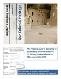Colonial Heritage Reading and Study Guide