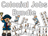 #spedtrickortreat3 Colonial Jobs Bundle
