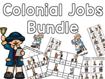 Colonial Jobs Bundle