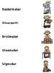 Colonial Jobs Worksheets
