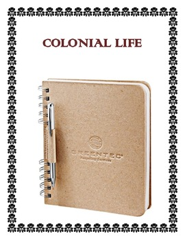 Colonial Life Journal