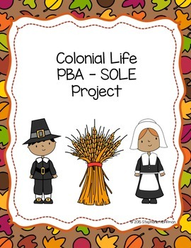 Colonial Life PBL - SOLE Project