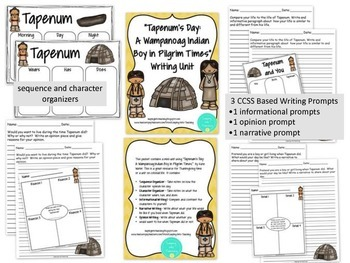 Colonial Life Research and Writing Mini-Units