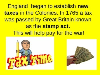Colonial Life, Revolutionary War,  Creation of Government, Gold Rush
