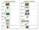 Colonial Life Vocabulary Charts (VS.4)