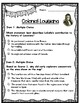 Colonial Louisiana Formative Assessment