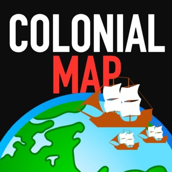 Colonial Map Assignment