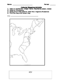Colonial Mapping Activity