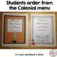 Colonial Math or Thanksgiving Math Fun!