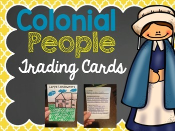 Colonial People