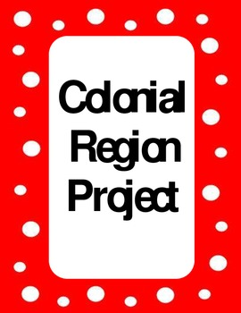 Colonial Region Project