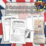 Colonial Regions Brochure Project