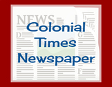 Colonial Times Newspaper