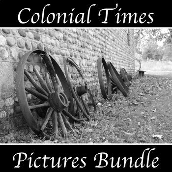 Colonial Times Pictures Bundle